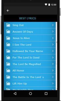 Ron Kenoly Songs & Lyrics, latest. screenshot 3