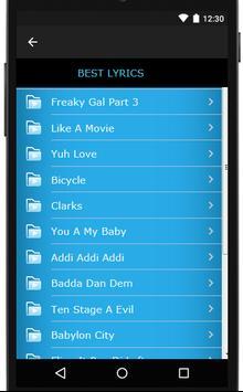 Vybz Kartel Songs & Lyrics, latest. screenshot 3