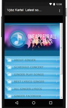 Vybz Kartel Songs & Lyrics, latest. screenshot 2