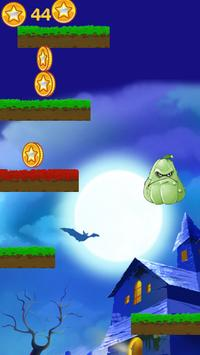 Jump Game Zombie of Plant Cartoon screenshot 2