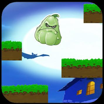 Jump Game Zombie of Plant Cartoon screenshot 6