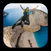 Base Jumping Wallpaper icon