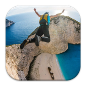 Base Jumping Wallpaper icon
