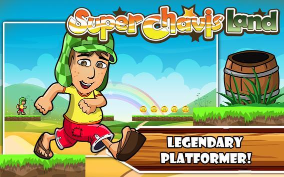 Super Chavis Land poster