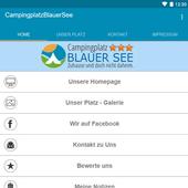 Campingplatz Blauer See icon