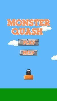 Monsterquash poster