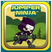 Jumper ninja icon