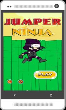 Jumper ninja poster