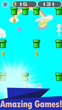 Sheep Man Bouncing screenshot 1