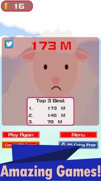 Sheep Man Bouncing screenshot 2