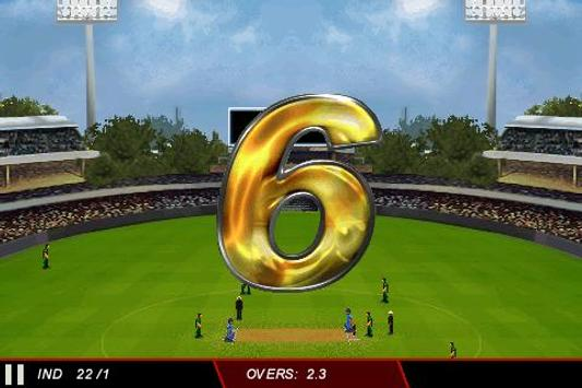 ICC Cricket World Cup Game apk स्क्रीनशॉट