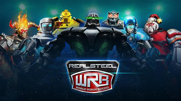 Real Steel World Robot Boxing poster