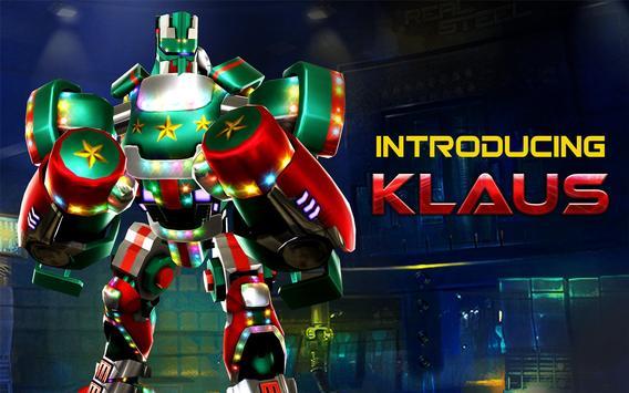 Real Steel World Robot Boxing apk screenshot