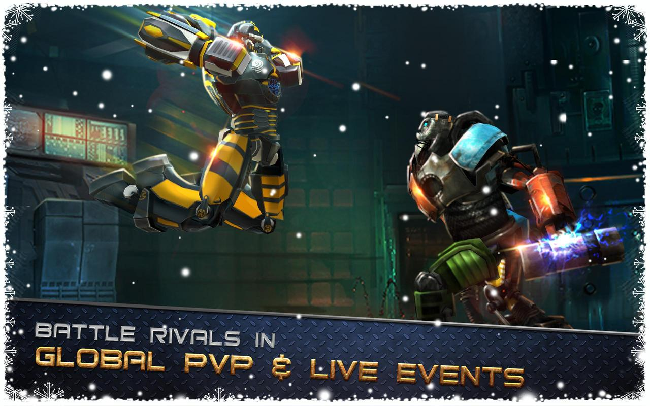 how to download real steel game for android