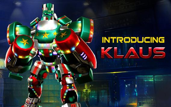 Real Steel World Robot Boxing apk screenshot