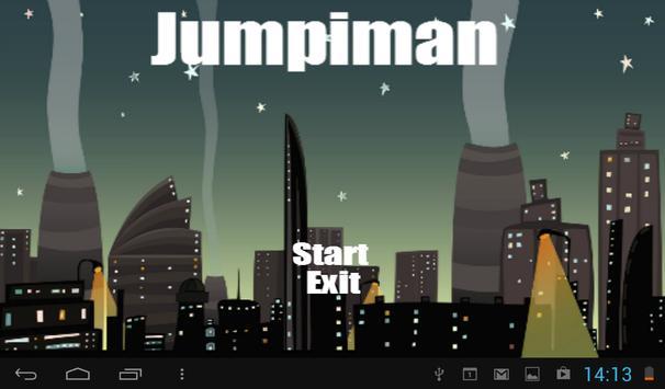 Jumpiman poster