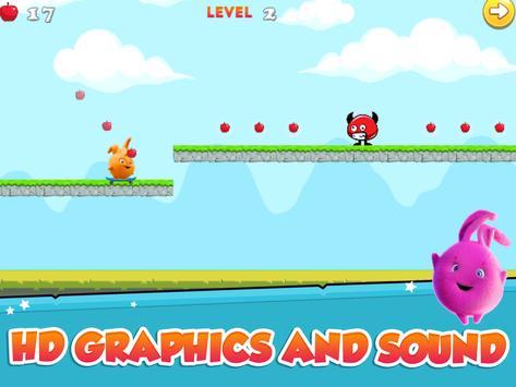 Sunny Jumping Bunnies apk screenshot
