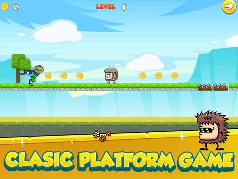 Super jungle why run apk screenshot