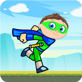 Super running why adventures icon