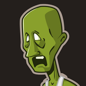 Jumping Zombie icon