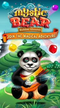 Mystic Bear - Bubble Shooter poster