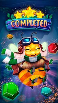 Bubble Bee - Hexa Puzzle screenshot 1