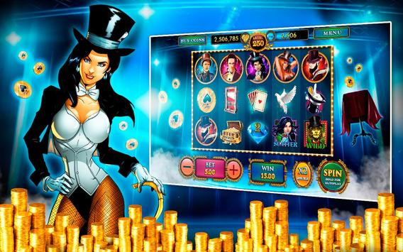Magic Night Free Vegas Slots poster