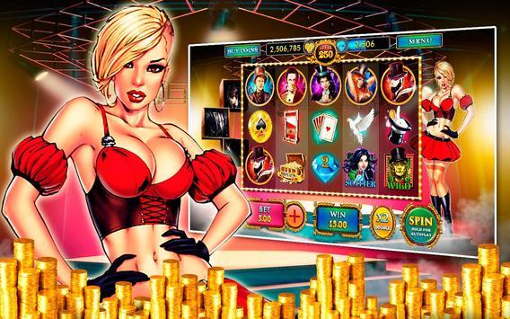 Magic Night Free Vegas Slots screenshot 1