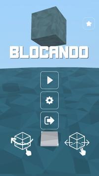 Blocando poster