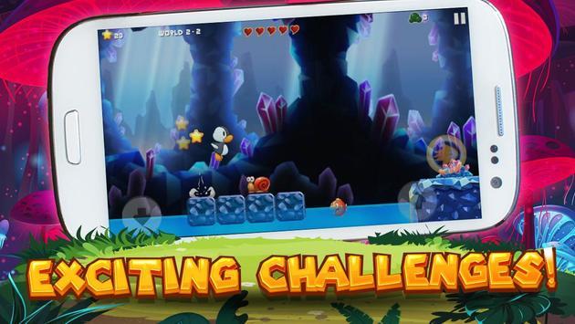 Super Penguin : Run - jump - Air apk screenshot