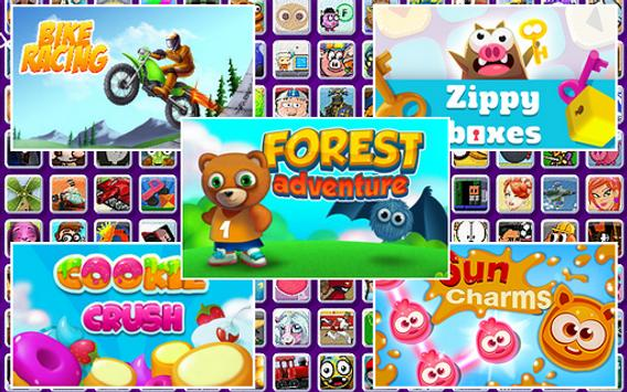 Friz Kids Games apk screenshot