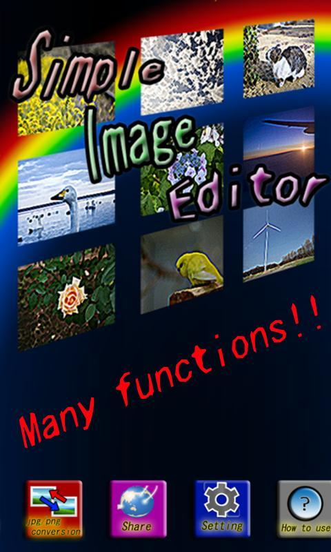 download simple photo editor