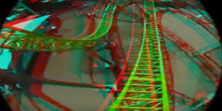 Guide VR Thrills Roller Coaster 360 poster