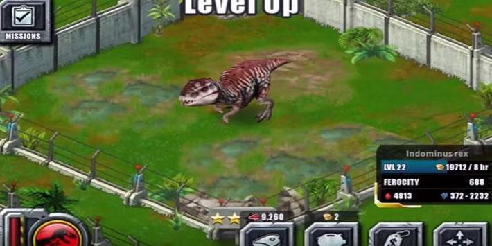 Guide Jurassic Park Builder poster