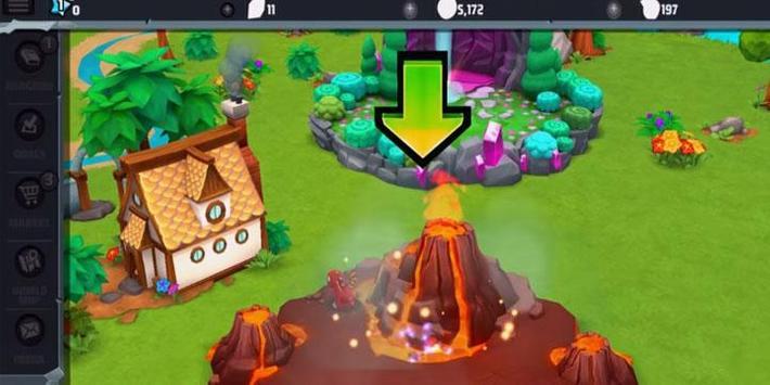 Guide DragonVale World apk screenshot