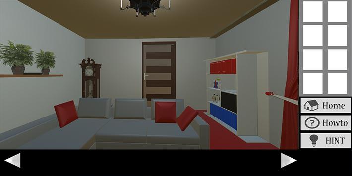 脱出ゲーム メリクリ apk screenshot