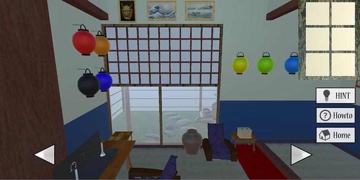 脱出ゲーム からくり屋敷からの脱出-Room Escape- apk screenshot