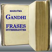 Frases Gandhi icon