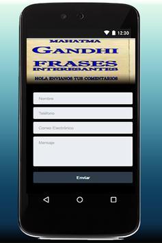 Frases Gandhi screenshot 3