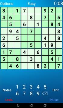 Sudoku for Android screenshot 5