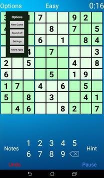 Sudoku for Android screenshot 6