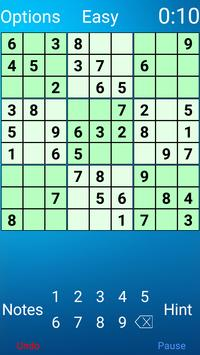 Sudoku for Android screenshot 2