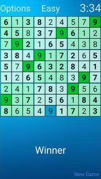 Sudoku for Android screenshot 3