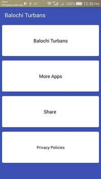 New Style Balochi Dastar (Turban) Photo editor screenshot 3