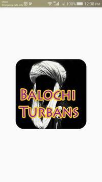 New Style Balochi Dastar (Turban) Photo editor screenshot 2