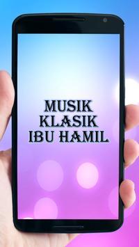 Musik Klasik Ibu Hamil poster