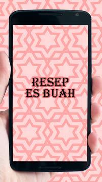 Resep Es Buah screenshot 1