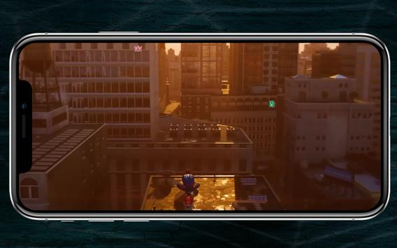 Tips The Amazing Spider Hero Unlimited Home Coming screenshot 2