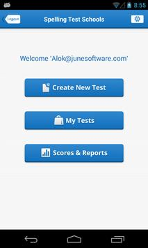 Spelling Test Schools for Android - APK Download