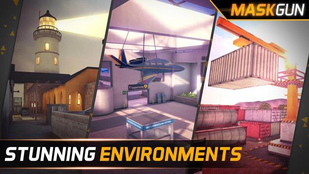 MaskGun ® - Multiplayer FPS apk screenshot